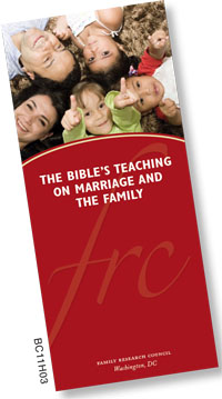 The Bible's Teaching on Marriage and Family