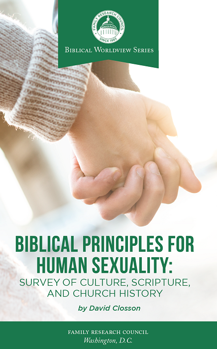 Biblical Principles for Human Sexuality