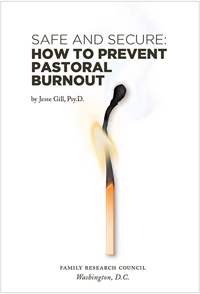 Safe and Secure: How To Prevent Pastoral Burnout