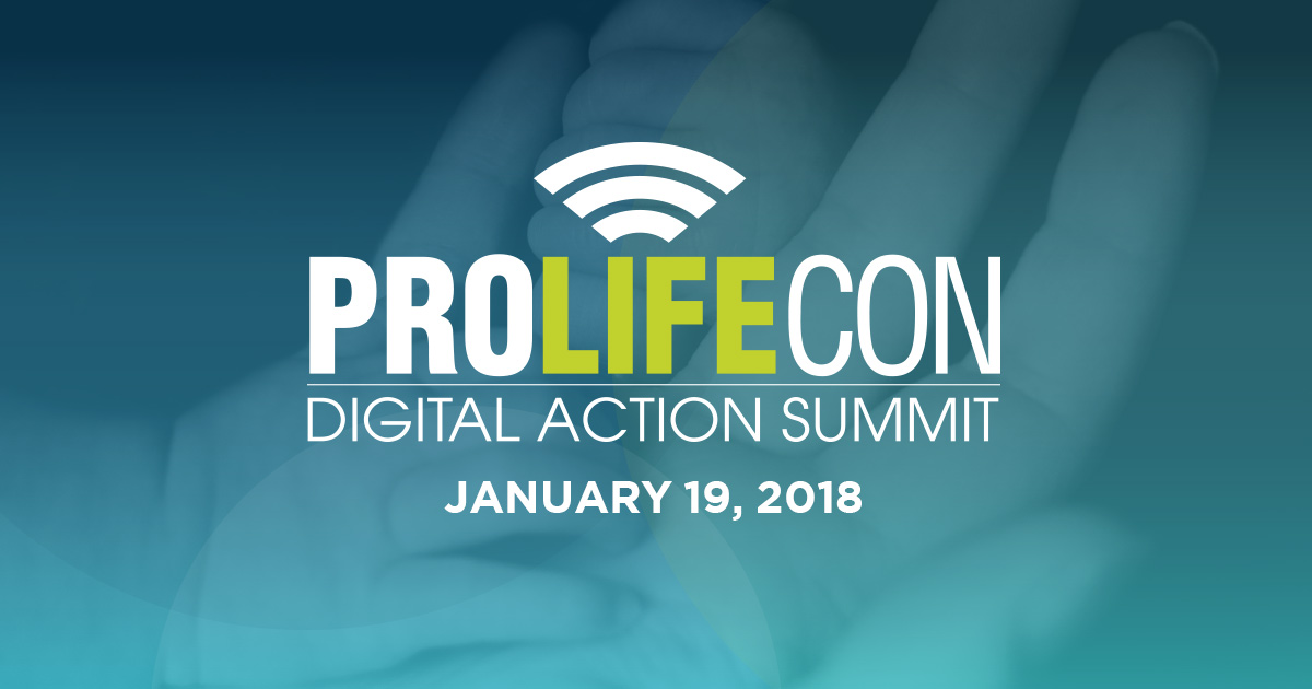ProLifeCon 2017