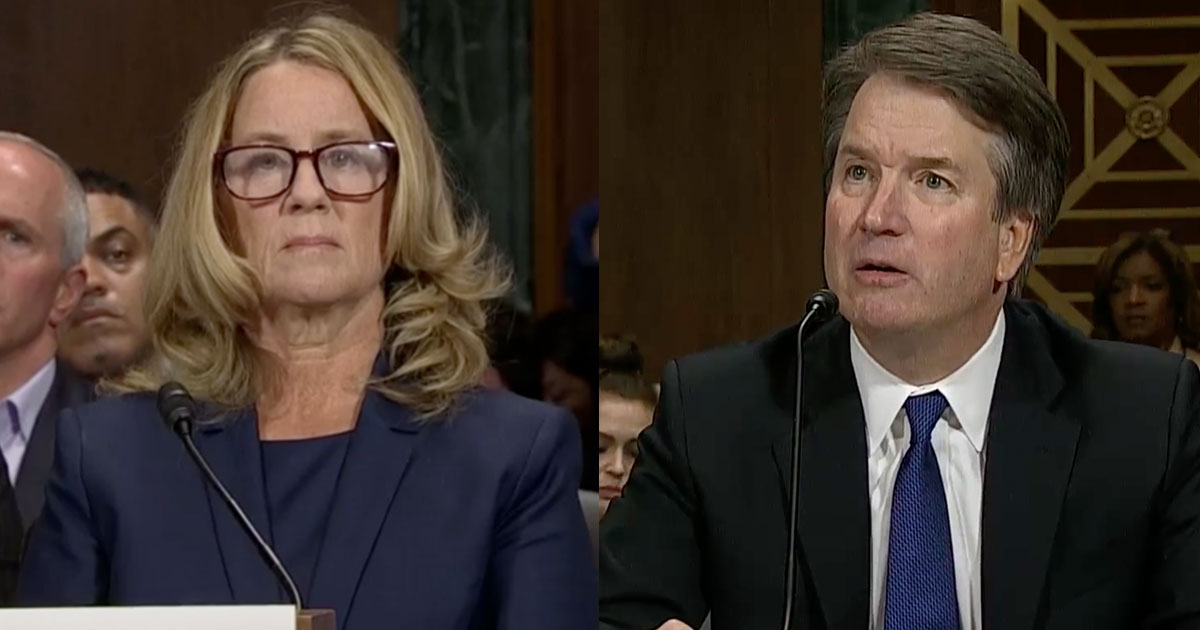FRC Blog » The Image of God and the Pursuit of Truth in the Kavanaugh Hearing