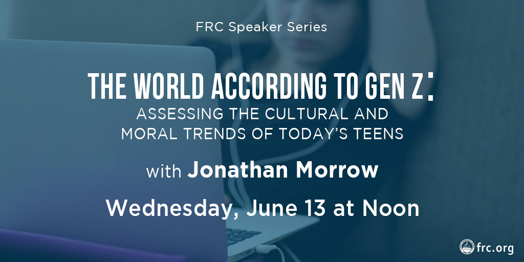 The World According to Gen Z: Assessing the Cultural and Moral Trends of Today's Teens