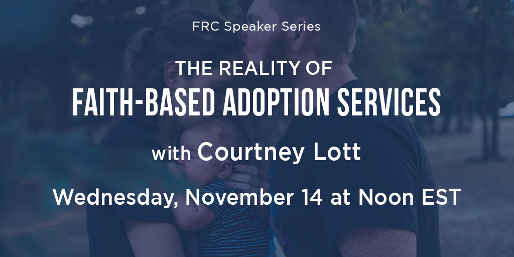 The Reality of Faith-Based Adoption Services